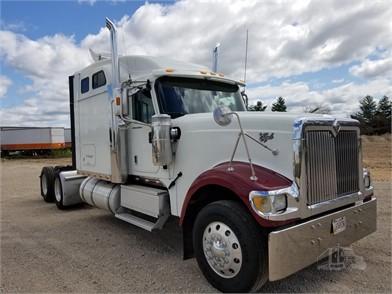 INTERNATIONAL 9900Ix Conventional Trucks W/ Sleeper For Sale