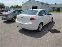 2009 FORD FOCUS 100952KMS