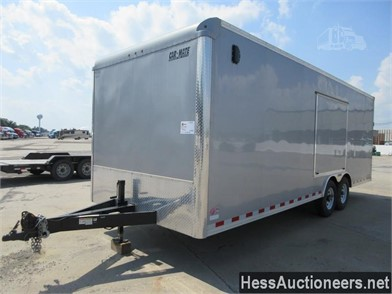 Enclosed Car Carrier Trailers For Sale 418 Listings Truckpaper