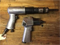 Two - Ingersol Rand Pneumatic Tools