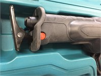 """Makita Electric """"Saws All"""" in case"""