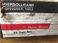 "Ingersol Rand 3/8"" Pneumatic Impact Wrench"