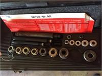 KD Tools - Bearing Driver Set