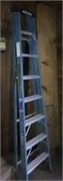 8' Werner step ladder
