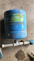 Goulds Jet pump and expansion tank