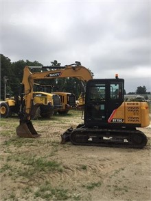 Sany Construction Equipment For Sale By Richardson Service