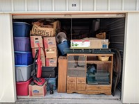 Storage Unit Online Only Auction (10' x 20')