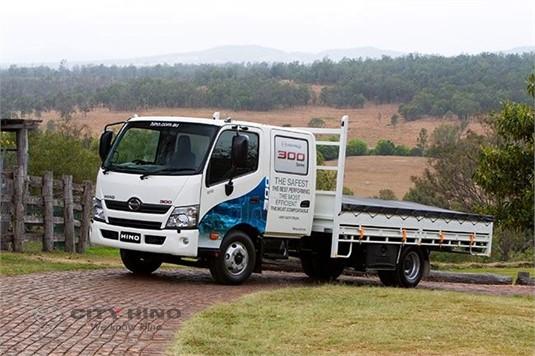 Hino 300 Series 616 IFS Hybrid MWB