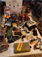 Estate -Case Tractor, Fishing, Camping, Tools
