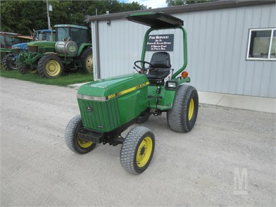 JOHN DEERE 955 For Sale - 11 Listings | MarketBook ca - Page