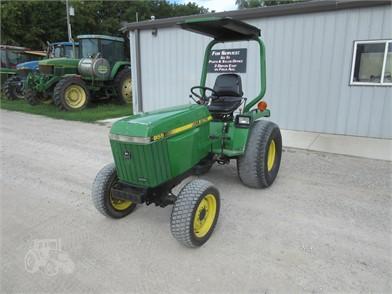 JOHN DEERE 955 For Sale - 14 Listings | TractorHouse com
