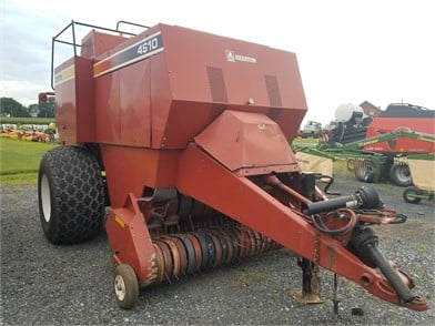 HESSTON 4910 For Sale - 33 Listings | TractorHouse com - Page 1 of 2