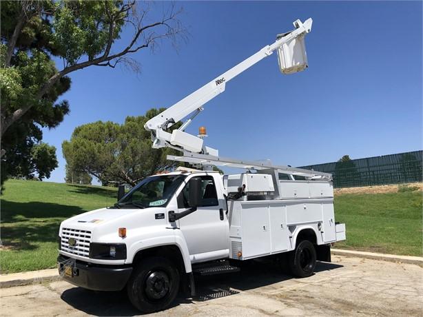 ALTEC 200A Bucket Trucks / Service Trucks For Sale - 7 Listings