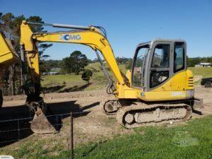 XCMG Crawler Excavators For Sale - 7 Listings