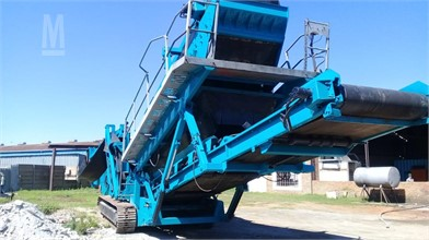 Screen Aggregate Equipment For Sale - 2339 Listings