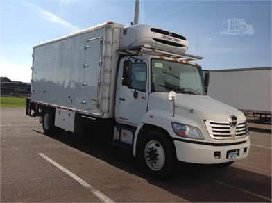 Reefer Van Trucks / Box Trucks For Sale In Minnesota - 22