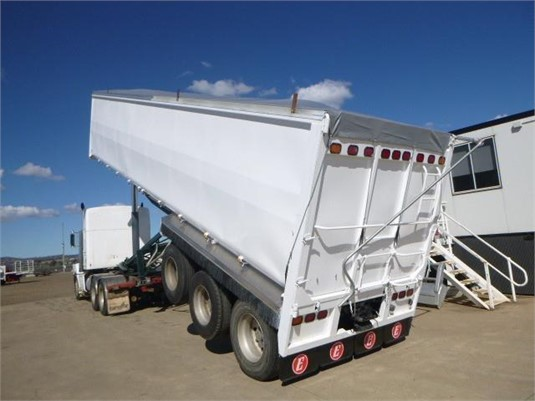 2015 Moore Tipper Trailer - Trailers for Sale