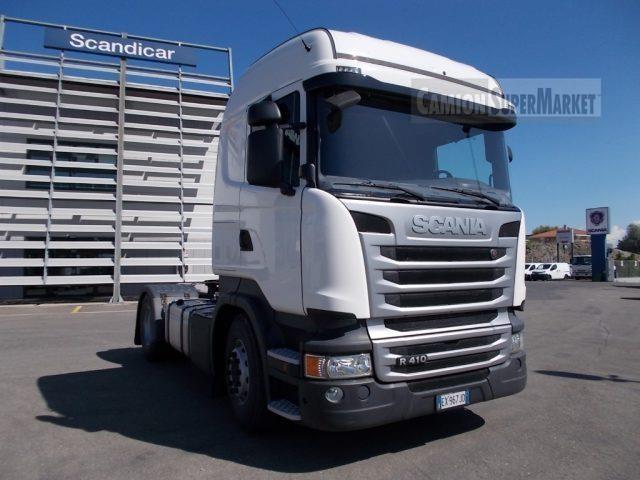 Scania R410 Uzywany 2015