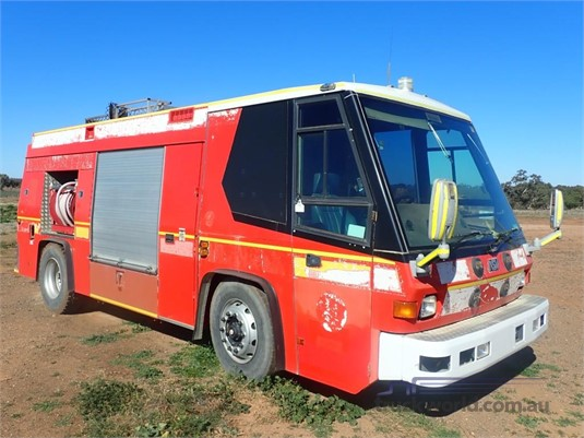 1990 AUSTRAL FIRE PAC 3500 - Trucks for Sale