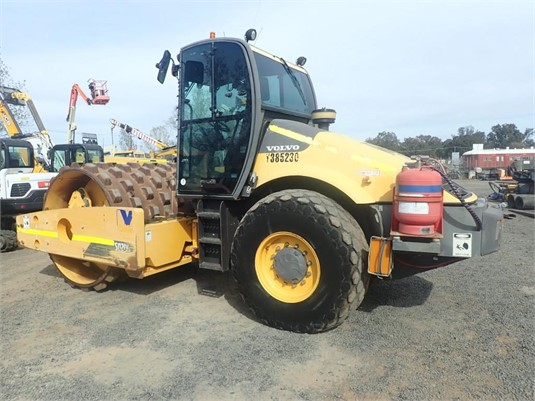 2008 Volvo SD200DX - Heavy Machinery for Sale
