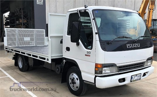 2005 Isuzu NPR 250 Table / Tray Top