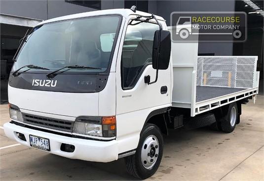 2005 Isuzu NPR 250 Racecourse Motor Company - Trucks for Sale