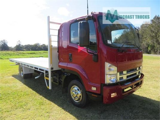 2011 Isuzu FRR 600 AMT Midcoast Trucks - Trucks for Sale