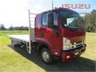 2011 Isuzu FRR 600 AMT Table / Tray Top