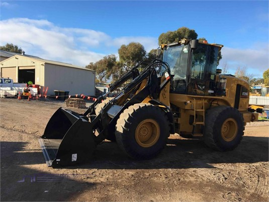 2004 Caterpillar IT28G Heavy Machinery for Sale