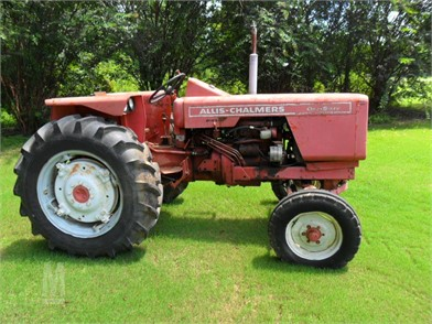 ALLIS-CHALMERS 40 HP To 99 HP Tractors For Sale - 116 Listings