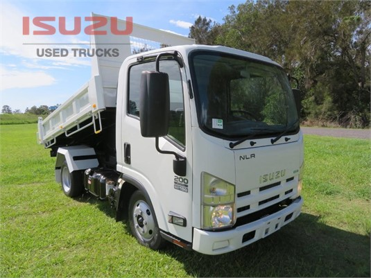 2012 Isuzu NLR 275 Used Isuzu Trucks - Trucks for Sale