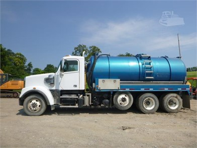2012 FREIGHTLINER WATER TRUCK *TITLE* Other Auction Results