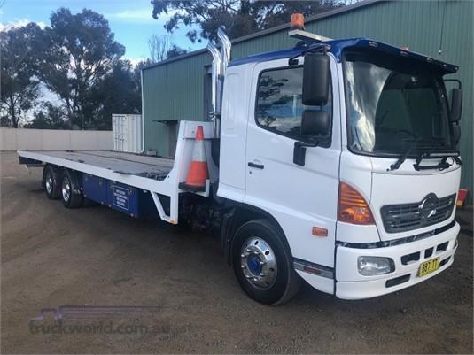 2012 Hino 500 Series 1426 FE Long Air - Trucks for Sale