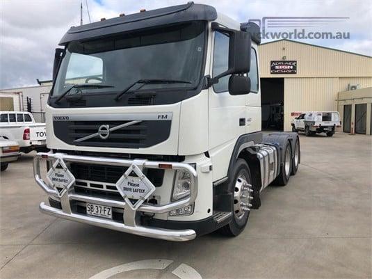 2013 Volvo FM460 Adelaide Truck Sales  - Trucks for Sale