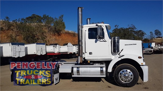 2011 Western Star 4800FX Pengelly Truck & Trailer Sales & Service - Trucks for Sale