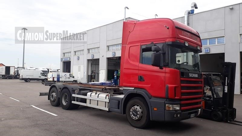 Scania R164 Second-hand