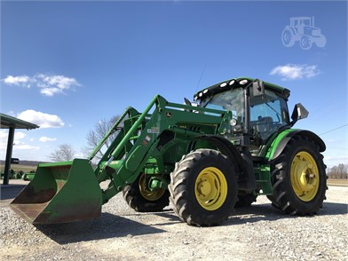 JOHN DEERE 6115R For Sale - 37 Listings   TractorHouse com - Page 1 of 2
