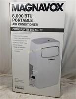 Magnavox Portable Air Conditioner 8000btu P-08npe