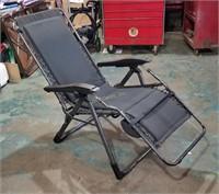 Nice Folding Lounge Chair Outdoor Indoor