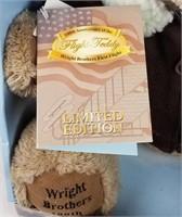 New Flight Teddy Bear Wright Brothers 100th Anni.