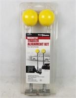 New Haul Master Magnetic Trailer Alignment Kit
