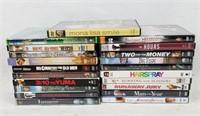 Lot Of Dvd Movies Big Fish No Country & More