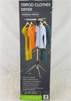 Easy Home Tripod Clothes Dryer Rack