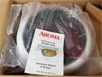 New Aroma Premium Non-stick Health Grill