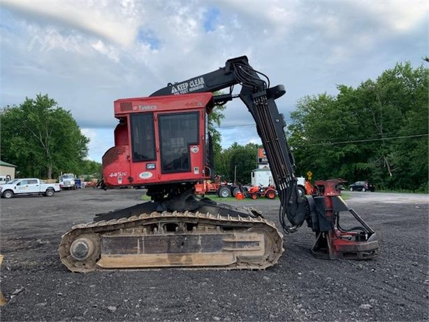 TIMBCO Feller Bunchers Logging Equipment For Sale - 45