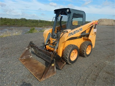 MUSTANG Skid Steers For Sale - 447 Listings | MachineryTrader co uk