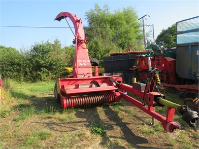 Used JF Forage Harvesters for sale in the United Kingdom - 6