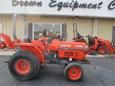 KUBOTA L2350 For Sale - 10 Listings | TractorHouse com