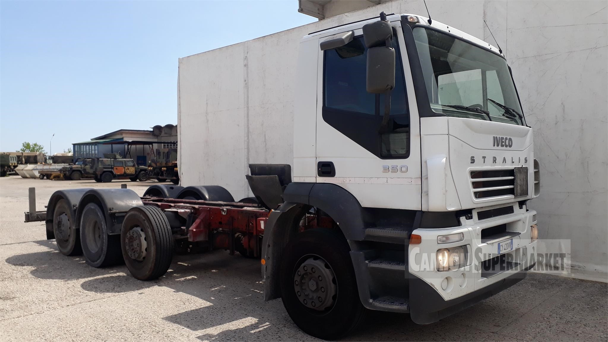 Iveco STRALIS 350 Second-hand