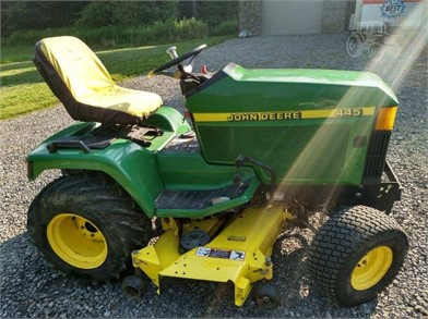 JOHN DEERE 445 For Sale - 18 Listings | TractorHouse com - Page 1 of 1